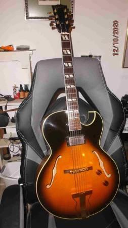 Photo Gibson ES-165 (Herb Ellis) - $1,950 (Bradenton)