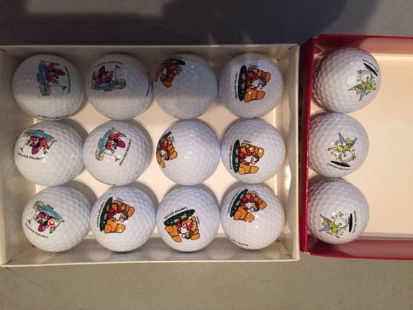 Photo Golf Ball Sale Brand NEW  Used - Christmas Sale - $1 (Holmes Beach)