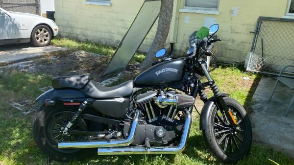 Photo Harley Davidson For Sale - $6,800 (Bradenton)