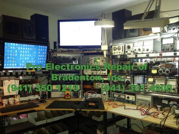 Photo I sell, buy, repair ham radio equipment, parts and antennas (Bradenton)