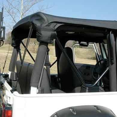 Photo Jeep Wrangler Convert A Top Fits JK, TJ, YJ, CJ Improve your ride New - $24 (Venice)