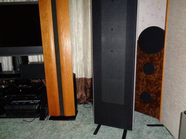 Photo Magnepan MG 1.7 Speakers - $1300 (Bradenton)