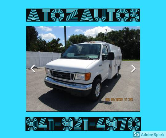 Photo READY FOR WORK2006 FORD E-350KUV VAN - $11900 (A TO Z AUTOS - YOUR 1 BUY HERE PAY HERE)