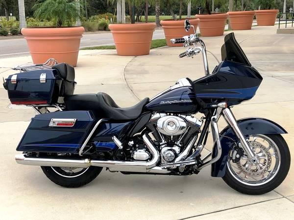 Photo SOLD SOL2013 Harley Davidson Road Glide Ultra FLTRU AMAZING CONDITION - $9,499 (Sarasota)
