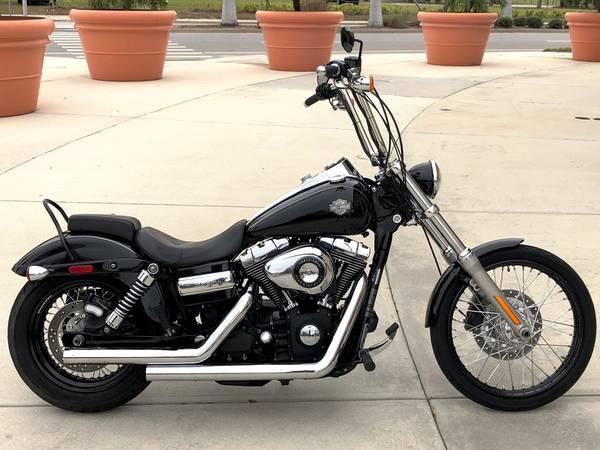 Photo SOLD SOLD 2010 Harley Davidson Dyna Wide Glide - $5,999 (Sarasota)