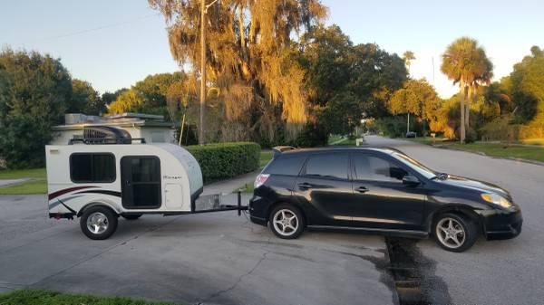 Photo Signa Tour Teardrop cer trailer - $5,400 (Bradenton)