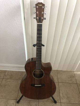 Photo Taylor GS Custom - $3,500 (North Port, FL)