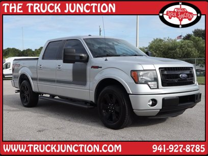 Photo Used 2013 Ford F150 2WD SuperCrew FX2 for sale