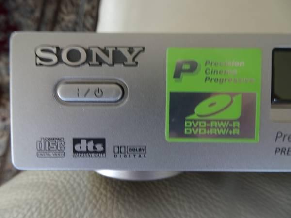 Photo Used Sony CDDVD Player - $45 (Sarasota)