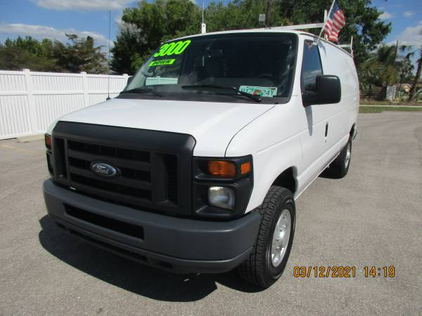 Photo WORK READY2009 FORD E-350 CARGO VAN - $10,900 (A TO Z AUTOS - YOUR 1 BUY HERE PAY HERE)