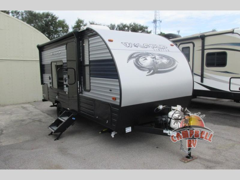 Photo 2021 Forest River Rv Cherokee Wolf Pup 16FQ $ 14499