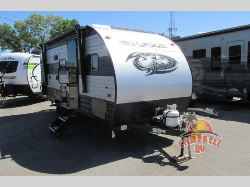 Photo 2021 Forest River Rv Cherokee Wolf Pup 17JG $25887