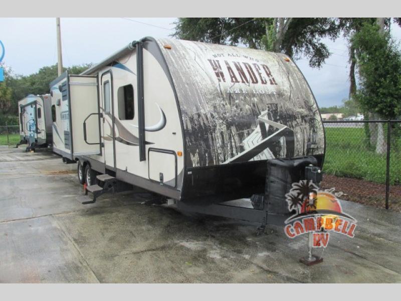 Photo Used 2014 Winnebago Industries Towables Travel Trailer RV  $27977