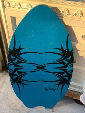 Photo boogie board, Poker table top wchips - $25 (sarasota)