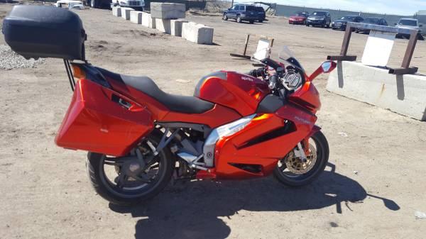Photo for sale 2002 motorcycle aprilia - $3,300 (palmetto)