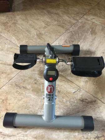 Photo in stride cycle xl  full body exercise workout - $35 (Sarasota)