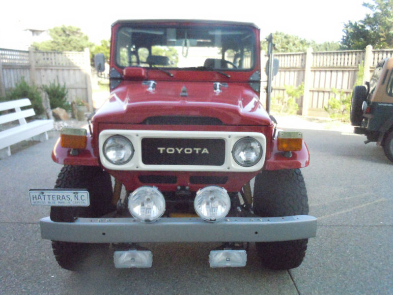Photo 1979 Toyota Land Cruiser FJ 40