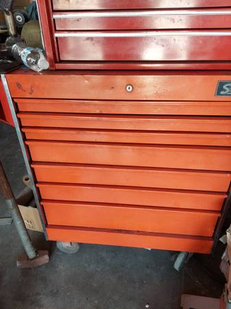 Photo snap on tool boxes and asst. tools - $1 (Bradenton)