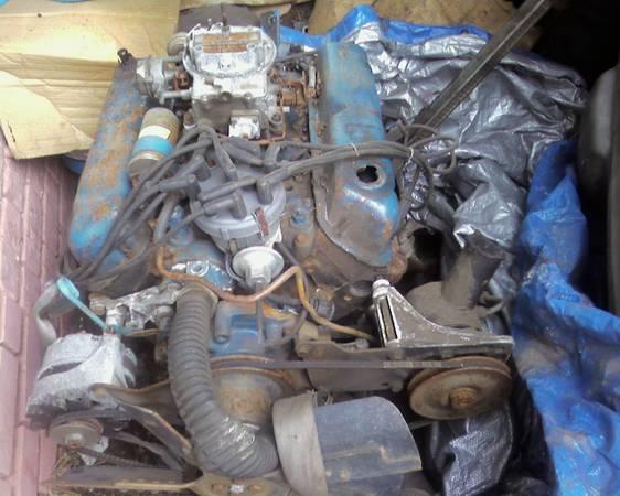 Photo 1978-1982 Ford 302 Engine - $500 (Savannah)