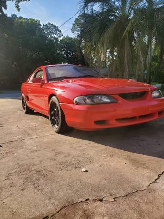 Photo 1995 mustang gt - $1500 (hinesville)