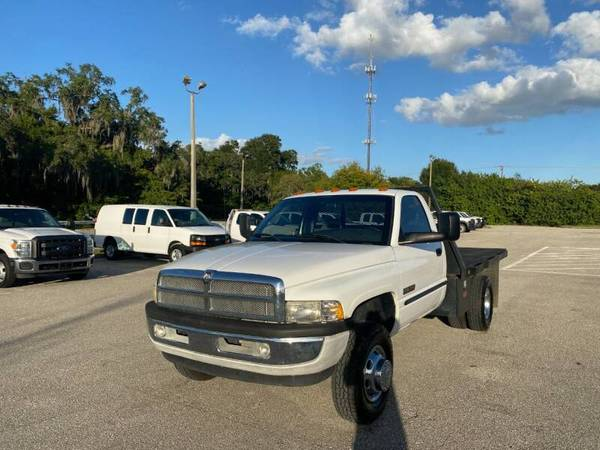 Photo 2001 DODGE RAM 3500 - $15,990 (Sarasota, FL 941-408-4199)