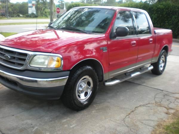 Photo 2003 Ford F150 XLT - $4300 (Savannah)