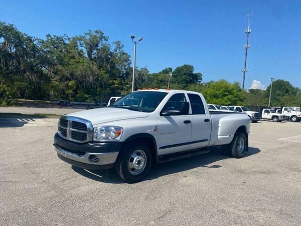 Photo 2006 Dodge Ram Pickup 3500 ST - $21,990 (Sarasota, FL 941-408-4199)
