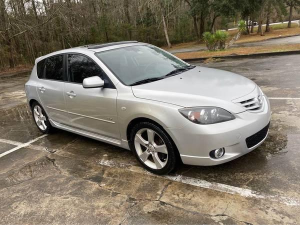 Photo 2006 Mazda 3 Hatchback - $4,500 (Savannah)