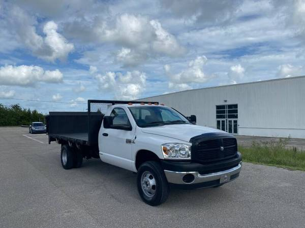 Photo 2007 DODGE RAM CHASSIS 3500 - $18,490 (Sarasota, FL 941-408-4199)