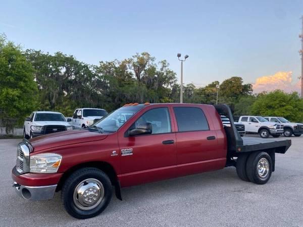 Photo 2007 Dodge Ram Pickup 3500 SLT - $20,990 (Sarasota, FL 941-408-4199)