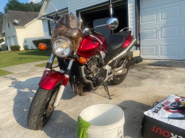 Photo 2007 Honda 919 Hornet - $2,500 (Georgetown)