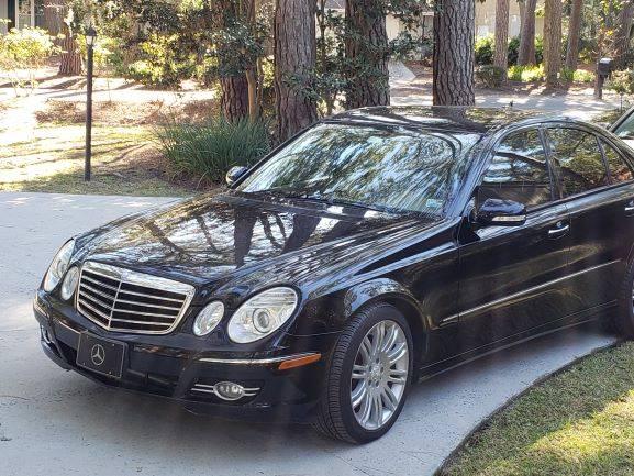 Photo 2008 Mercedes E350 - $6500 (Savannah - The Landings)