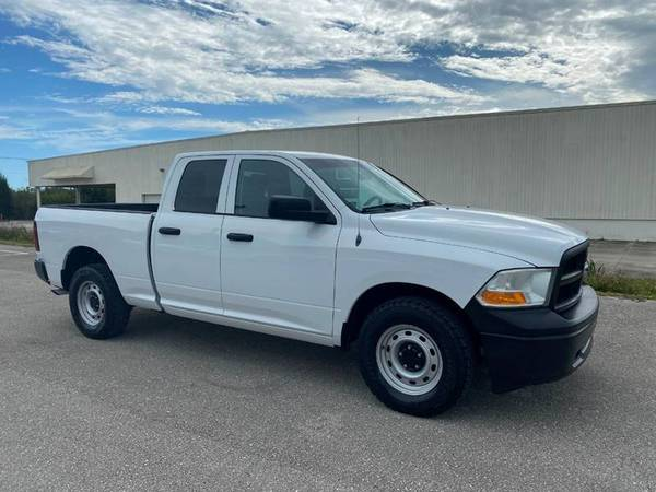 Photo 2012 RAM Ram Pickup 1500 Tradesman - $12490 (Sarasota, FL 941-408-4199)