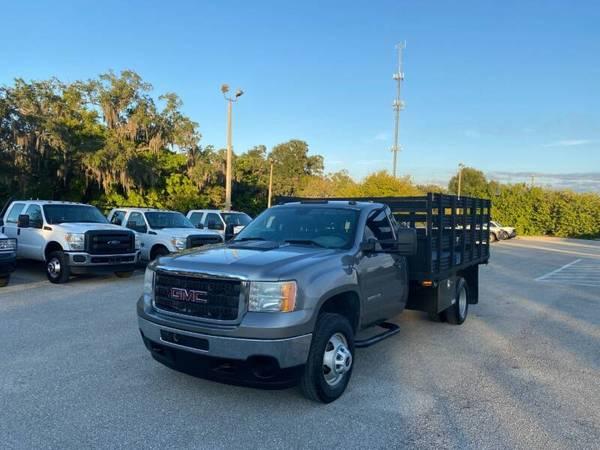 Photo 2013 Chevy Silverado 3500 FLAT BED TRUCK - $19,000 (Sarasota, FL 941-408-4199)