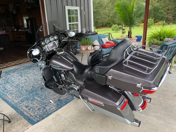 Photo 2014 Harley Davidson Ultra Classic Limited - $14,000 (Jesup)