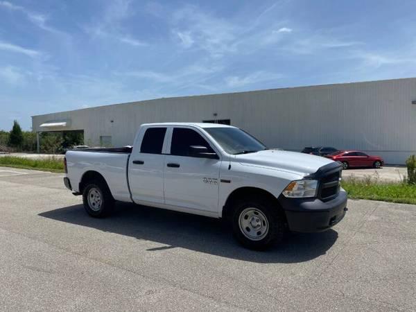 Photo 2017 RAM RAM PICKUP 1500 TRADESMAN - $21,990 (Sarasota, FL 941-408-4199)