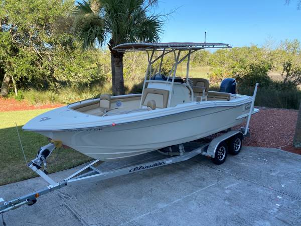 Photo 2017 Scout 215 XSF - $58,500 (Savannah, GA)