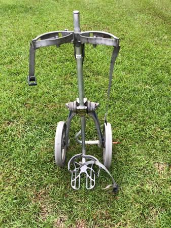 Photo Bag Boy pull cart - $25 (Richmond Hill)