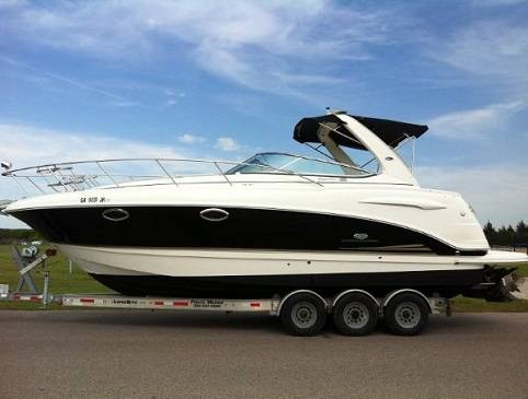 Photo CHAPARRAL 290 SIGNATURE WITH ONLY 190 HOURS. GARAGE KEPT AND ONE OWNER - $18,400 (Savannah)