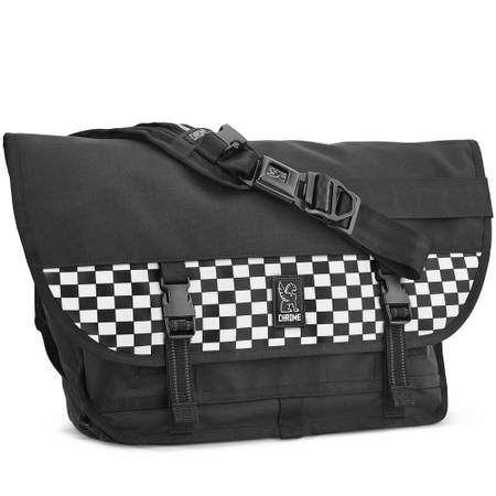 Photo CHROME CITIZEN CHECKERED FLAG MESSENGER - $100 (Savannah)