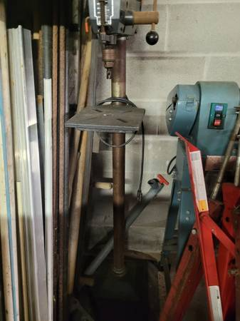Photo Craftsman drill press - $150 (Midway)