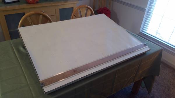 Photo Drafting Board (portable 31quotx42quot) - $50 (Wilmington Island)
