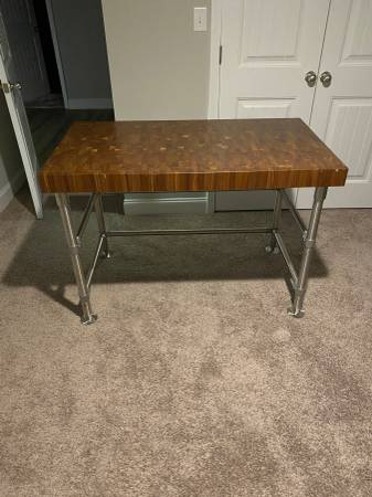 Photo End Grain American Black Walnut Beauty - $650 (Harlem)