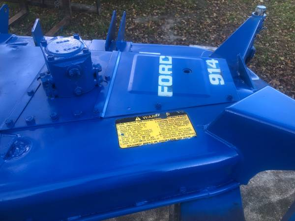 Photo Ford 914 pto belly mower - $900 (Guyton)