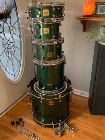 Photo GMS SE Series Drum Set - $1000 (Charleston)