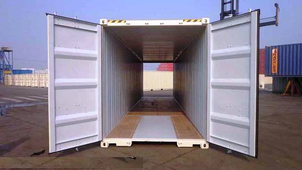 Photo NEW SHIPPING CONTAINERS 20 FT 40 FT AND DOUBLE DOORS VERY GOOD PRICES (Savannah, GA)
