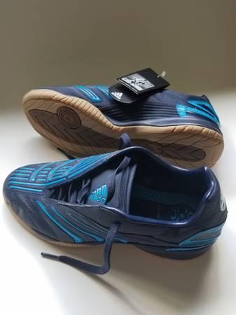 Photo Soccer Cleats-Indoor Adidas - $20 (Savannah)