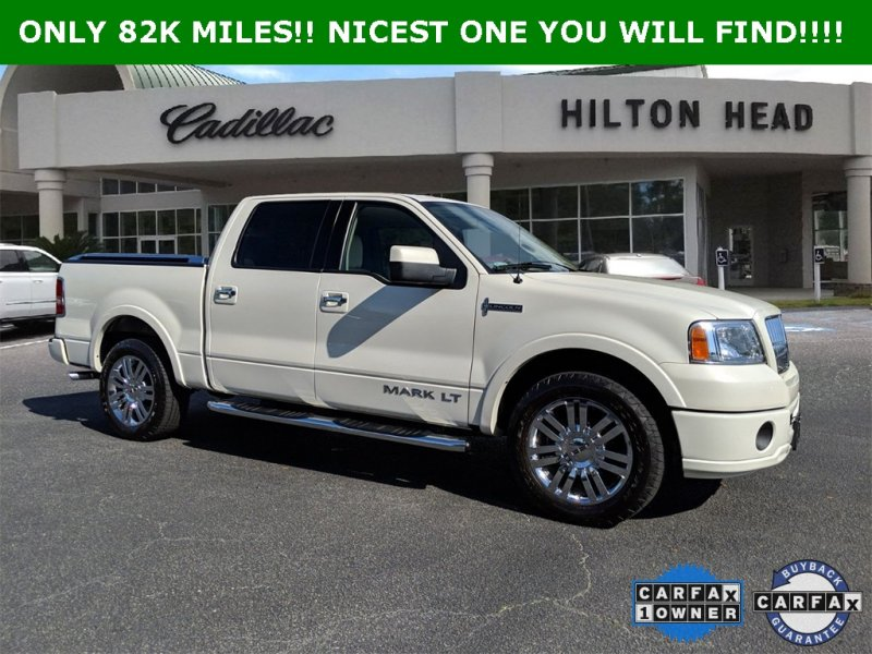 Photo Used 2007 Lincoln Mark LT 2WD for sale