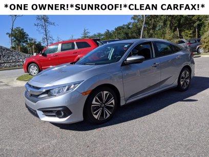 Photo Used 2017 Honda Civic EX-T Sedan for sale