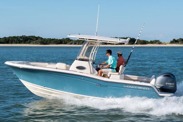 Photo 2021 Grady-White Fisherman 216